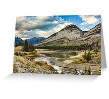 Jasper National Park Greeting Card