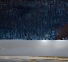 Ice Fishing by Mary Ann Reilly