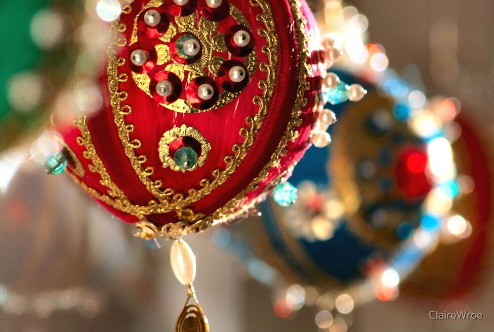 Baubles by ClaireWroe