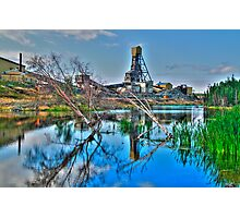The Giant Mine Photographic Print