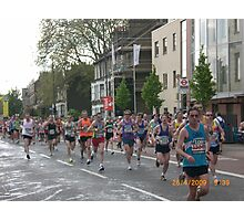 London Marthon 2009 Photographic Print