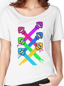 Splattack Women's Relaxed Fit T-Shirt
