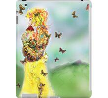 Colouring win [Digital Figure Illustration] Version 1 iPad Case/Skin