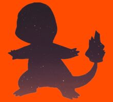 Pokemon - Space Charmander Design by NinjasInCarpets
