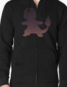 Pokemon - Space Charmander Design T-Shirt