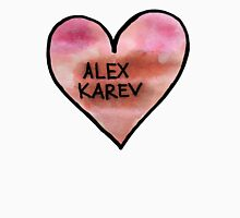 I Heart Alex Karev - Grey's Anatomy Unisex T-Shirt