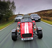 Caterham, XFR and GTR .... by M-Pics