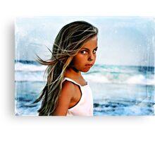 Summer Wind Canvas Print