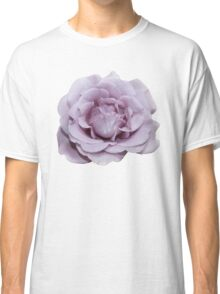 Lilac Garden Rose - Hipster/Pretty/Trendy Flowers Classic T-Shirt