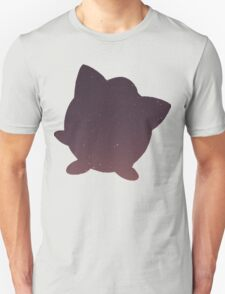 Pokemon - Space Jigglypuff Design T-Shirt