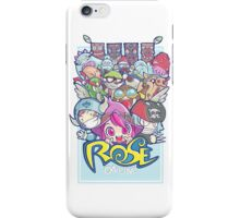 [ROSE] Heroes and Monsters iPhone Case/Skin