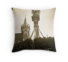 Our Lady of Ladenburg Throw Pillow