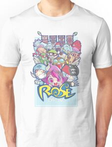 [ROSE] Heroes and Monsters Unisex T-Shirt
