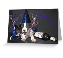 One More Please! Greeting Card