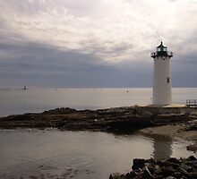 Portsmouth Lighthouse - Concord, NH by searchlight