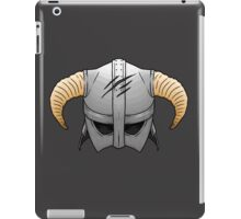 Skyrim Helmet iPad Case/Skin