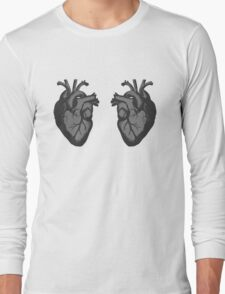 I <3 <3 The Doctor Long Sleeve T-Shirt