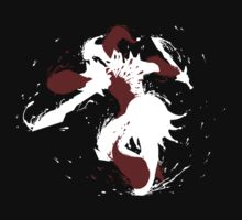 Shaco Ink White T-Shirt