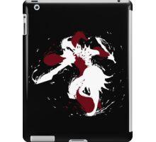 Shaco Ink White iPad Case/Skin