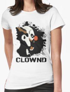 Left 4 Dead 2 : CLOWND Womens Fitted T-Shirt