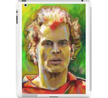 Freddie Ljungberg - Arsenal Invincible  iPad Case/Skin