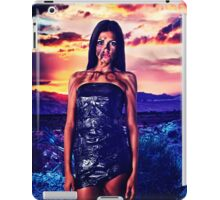 High Fashion Desert Fine Art Print iPad Case/Skin