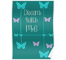 Dream With Me Poster
