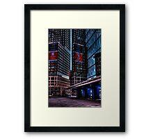 Luxury Rentals  Framed Print