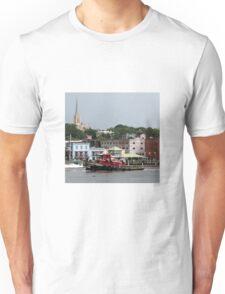 River Tugs- Wilmington, NC Unisex T-Shirt
