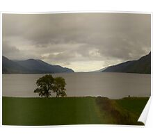 Tip of Loch Ness Poster