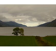 Tip of Loch Ness Photographic Print
