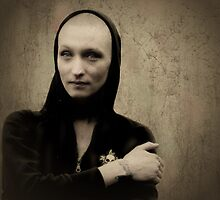 The Enigmatic Lady  by JudyBJ