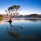 Lake Wanaka, New Zealand by Anthony and Kelly Rae