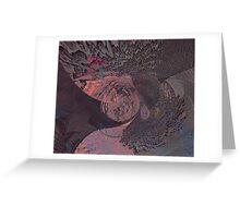 "SilverKaineQween"" Greeting Card"