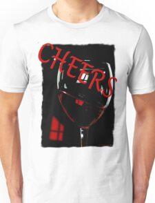 'Cheers' T-Shirt Unisex T-Shirt
