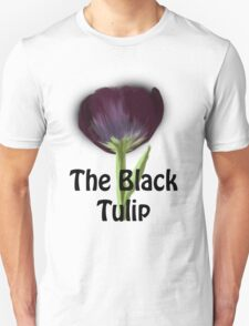 The Black Tulip T-Shirt