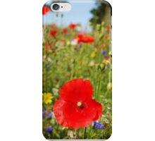 Wild Fields iPhone Case/Skin