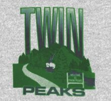 Welcome To Twin Peaks Kids Clothes
