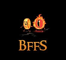Lord of The Rings - BFFS by ArabellaMarie