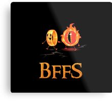 Lord of The Rings - BFFS Metal Print