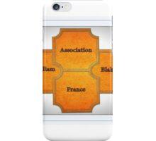 ASSOCIATION WILLIAM BLAKE -FRANCE - iPhone Case/Skin