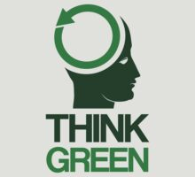 Think Green by crunchyparadise