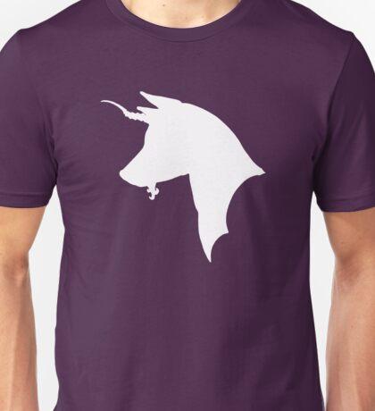 Elusive, Mythical Basenjicorn! Unisex T-Shirt