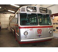 Bus 623 Photographic Print