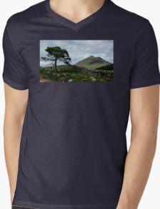 On The Rocks Mens V-Neck T-Shirt