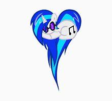 Vinyl Scratch DJ Pon3 Heart W/Glasses Unisex T-Shirt