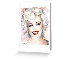 MMother Of Pearl P Greeting Card