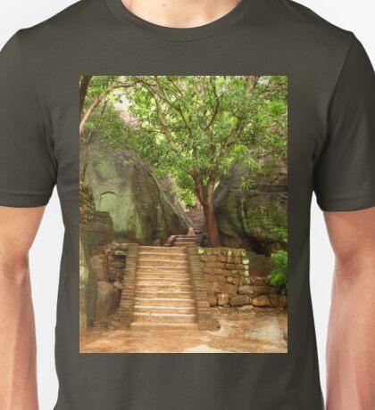 a vast Sri Lanka landscape Unisex T-Shirt