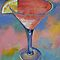 Marilyn Monroe Martini by Michael Creese