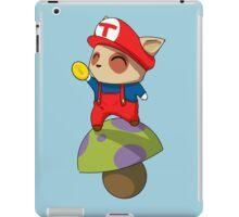 Super Teemo Bros iPad Case/Skin